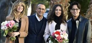 Sanremo 2016 : Ecco chi ci sarà al fianco di Carlo Conti